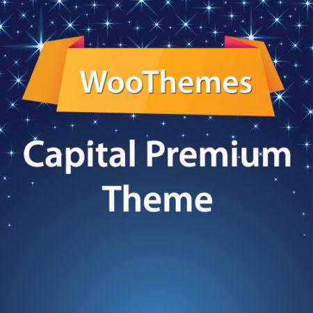 WooThemes Capital Premium Theme