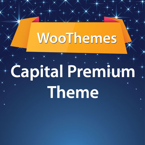 WooThemes Capital Premium Theme