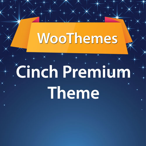 WooThemes Cinch Premium Theme
