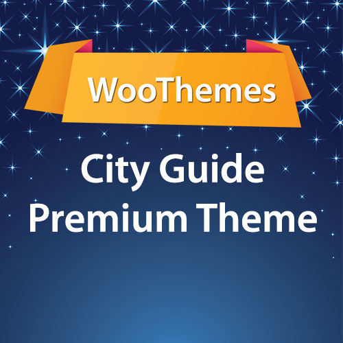 WooThemes City Guide Premium Theme