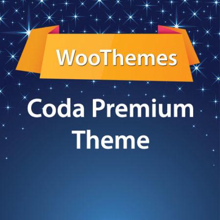 WooThemes Coda Premium Theme