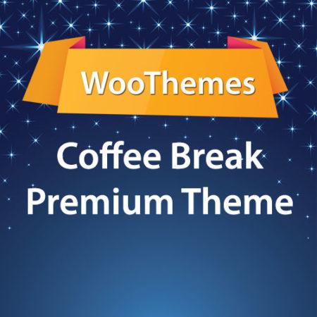 WooThemes Coffee Break Premium Theme