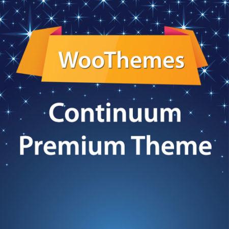 WooThemes Continuum Premium Theme