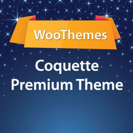 WooThemes Coquette Premium Theme