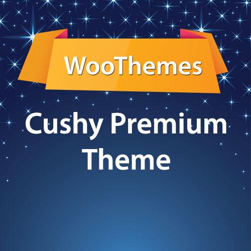 WooThemes Cushy Premium Theme