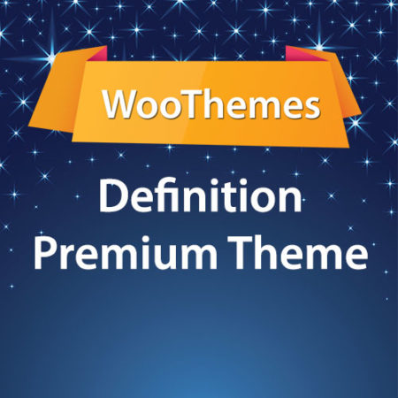 WooThemes Definition Premium Theme