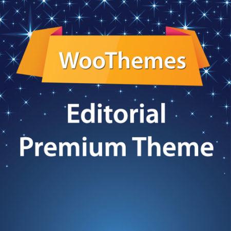 WooThemes Editorial Premium Theme