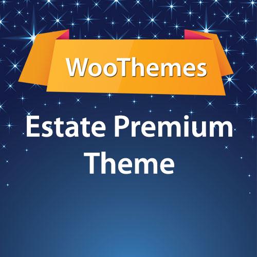 WooThemes Estate Premium Theme