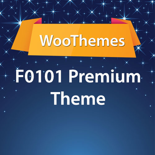 WooThemes F0101 Premium Theme