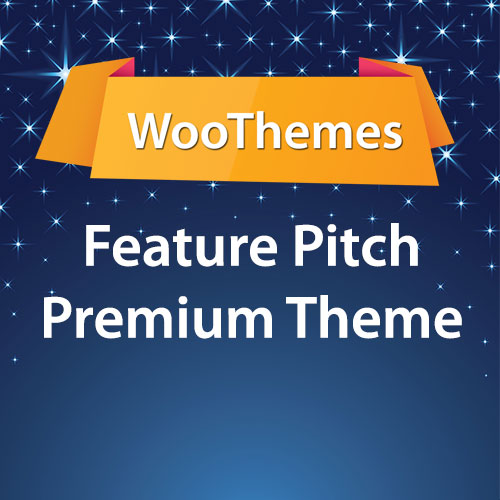 WooThemes Feature Pitch Premium Theme