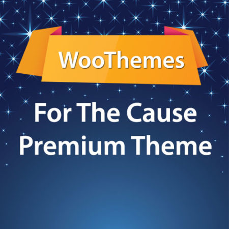 WooThemes For The Cause Premium Theme