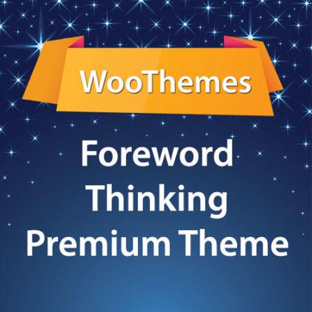 WooThemes Foreword Thinking Premium Theme