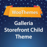 WooThemes Galleria Storefront Child Theme