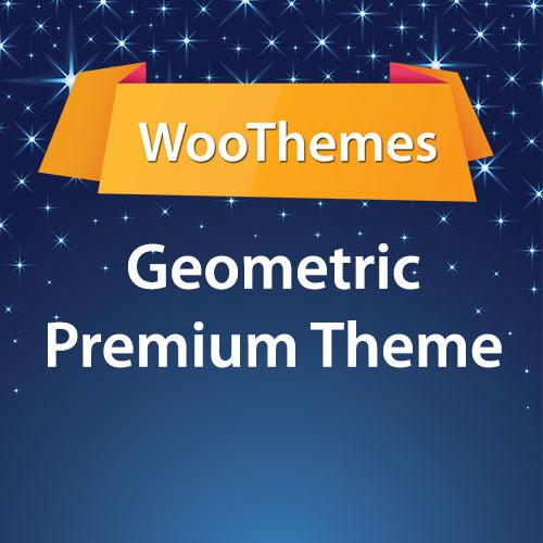 WooThemes Geometric Premium Theme