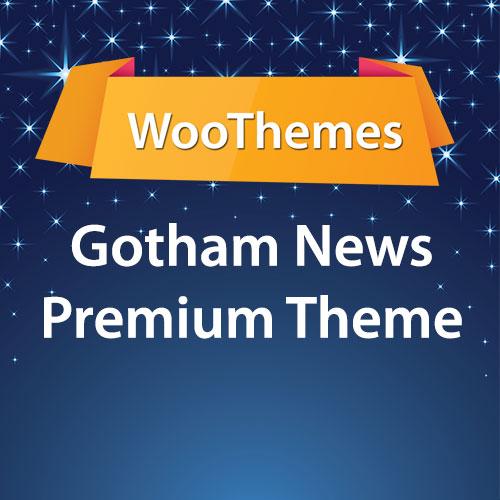 WooThemes Gotham News Premium Theme