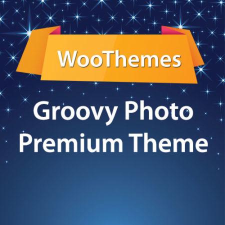WooThemes Groovy Photo Premium Theme