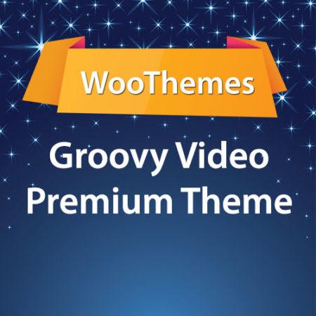 WooThemes Groovy Video Premium Theme