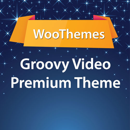 WooThemes Groovy Video Premium Theme