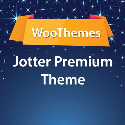 WooThemes Jotter Premium Theme
