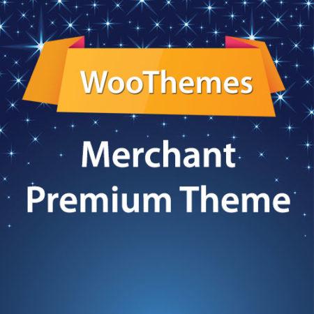 WooThemes Merchant Premium Theme