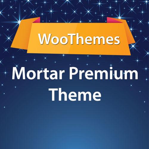 WooThemes Mortar Premium Theme