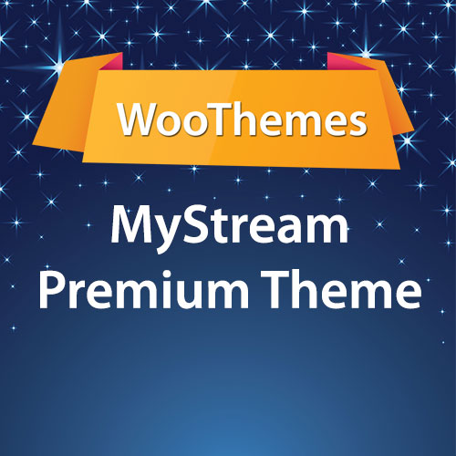 WooThemes MyStream Premium Theme