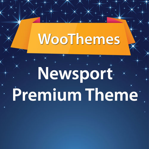WooThemes Newsport Premium Theme