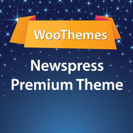 WooThemes Newspress Premium Theme