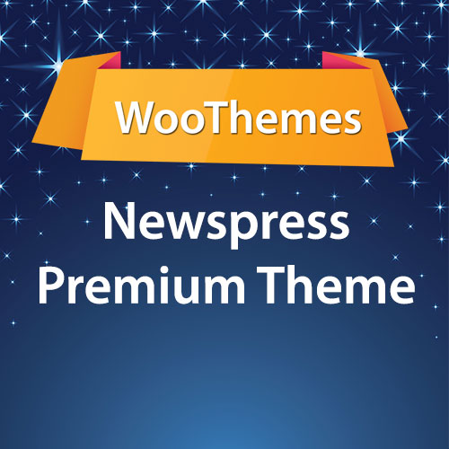 WooThemes Newspress Premium Theme