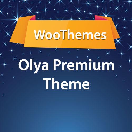 WooThemes Olya Premium Theme
