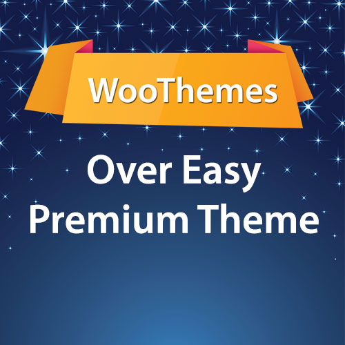 WooThemes Over Easy Premium Theme