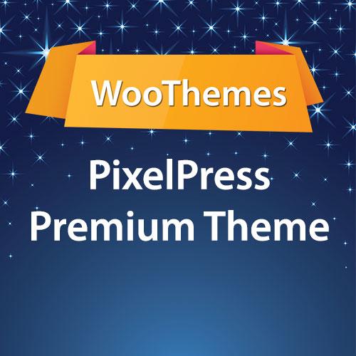 WooThemes PixelPress Premium Theme