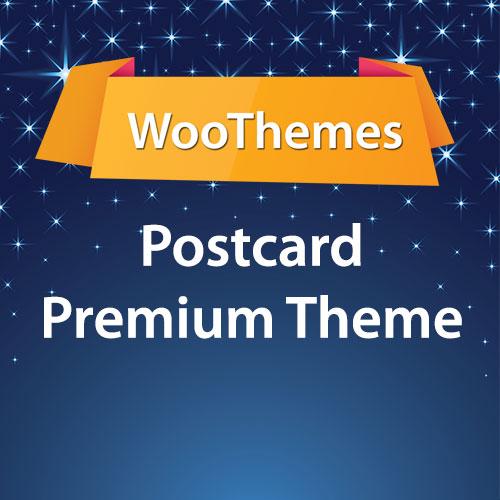 WooThemes Postcard Premium Theme