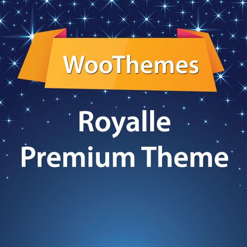 WooThemes Royalle Premium Theme