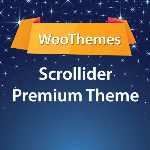 WooThemes Scrollider Premium Theme