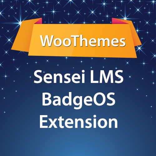 WooThemes Sensei LMS BadgeOS Extension