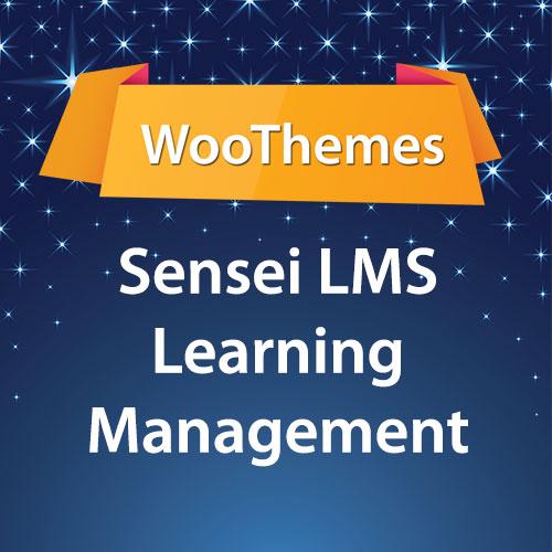 WooThemes Sensei LMS Learning Management WordPress Premium Plugin