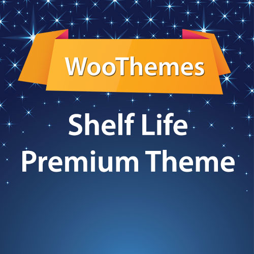 WooThemes Shelf Life Premium Theme