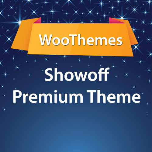 WooThemes Showoff Premium Theme