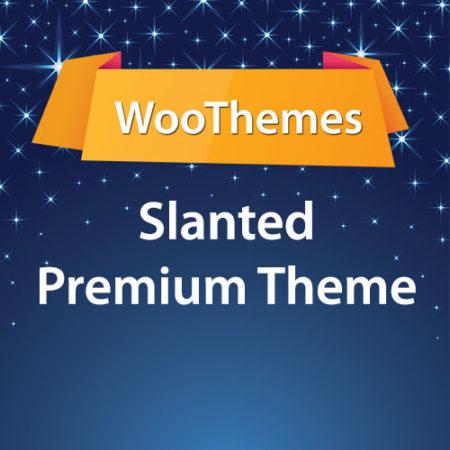 WooThemes Slanted Premium Theme