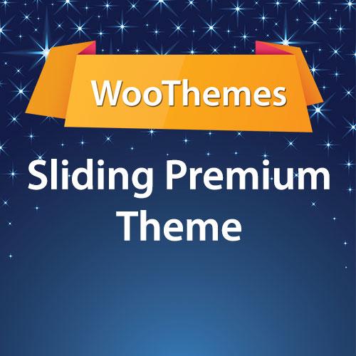WooThemes Sliding Premium Theme
