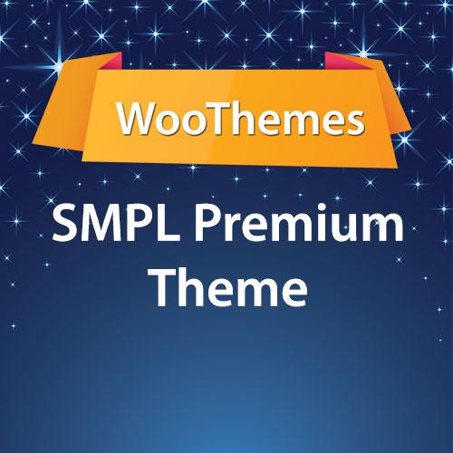 WooThemes SMPL Premium Theme