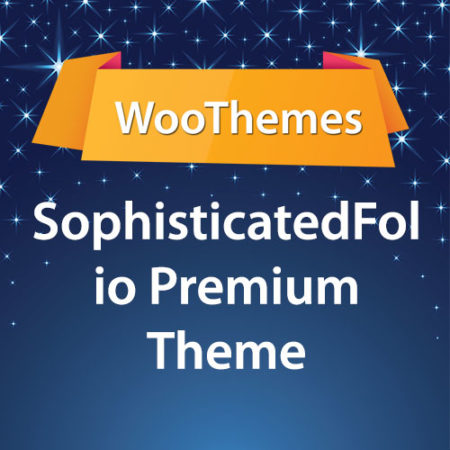 WooThemes SophisticatedFolio Premium Theme