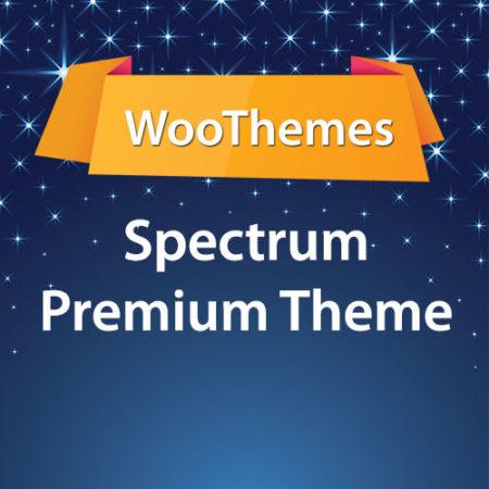 WooThemes Spectrum Premium Theme