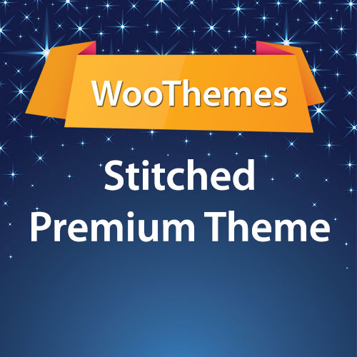 WooThemes Stitched Premium Theme
