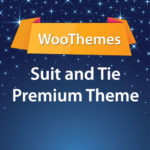 WooThemes Suit and Tie Premium Theme
