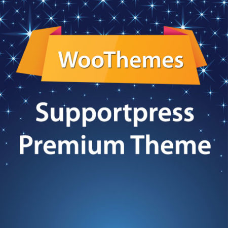 WooThemes Supportpress Premium Theme
