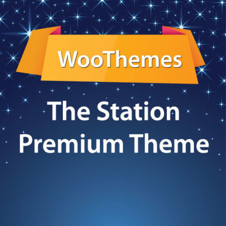 WooThemes The Station Premium Theme