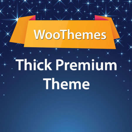 WooThemes Thick Premium Theme