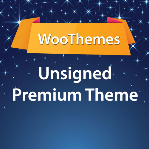 WooThemes Unsigned Premium Theme